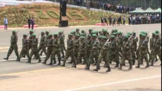 SEJOUR Denis Sassou Nguesso AYELA GUINEE EQUATORIALE