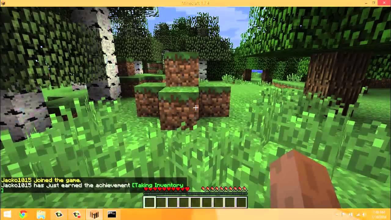 East Coast Vw >> Terahax Sighting - Minecraft CreepyPasta - YouTube