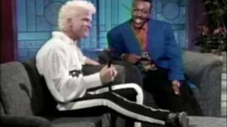 Billy Idol Interview