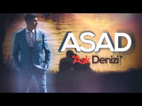 Asad - Aşk Denizi ( Official Audio ) 2018