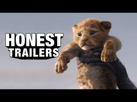 Deuce - Watch: Honest Trailer Lion King