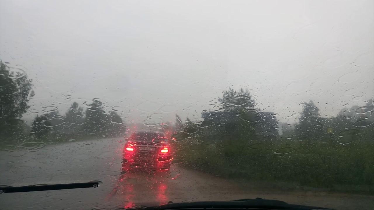 В Осетии ожидаются грозовые дожди