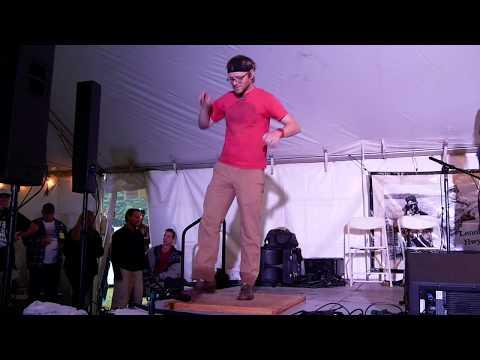Flatfoot Dance Contest