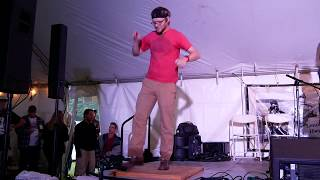 Flatfoot Dance Contest (finals) @ Happy Valley Fiddlers Conv...