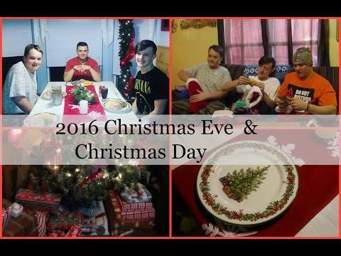 Christmas & Christmas Eve Final Vlogmas