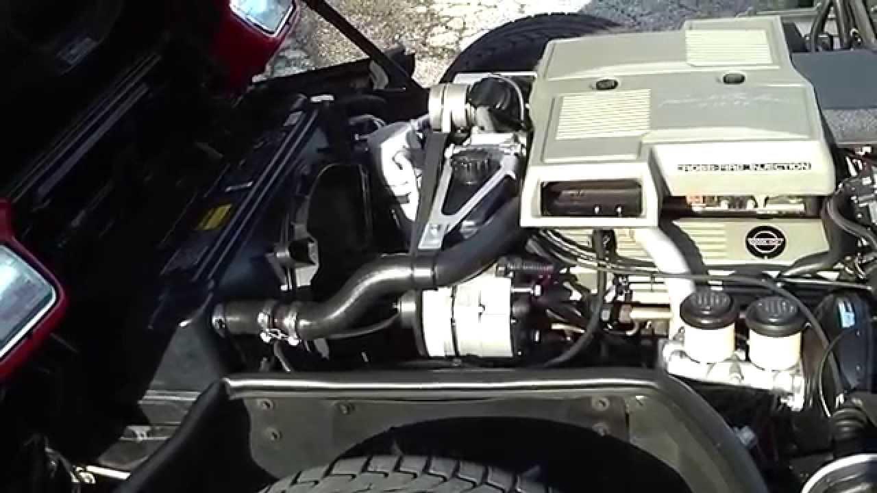 wiring harnes 1985 corvette spec [ 1280 x 720 Pixel ]