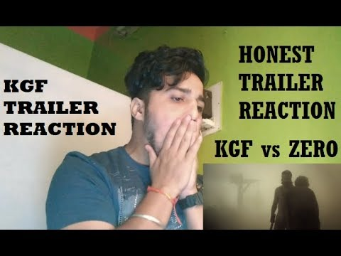 KGF FIRST Trailer REVIEW | Yash | Srinidhi Shetty | Prashanth Neel | Vijay Kiragandur