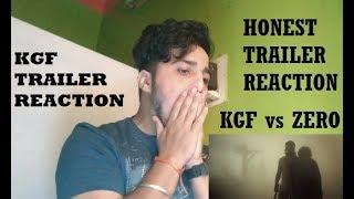 KGF FIRST Trailer REVIEW | Yash | Srinidhi Shetty | Prashanth Neel | Vijay Kiragandur