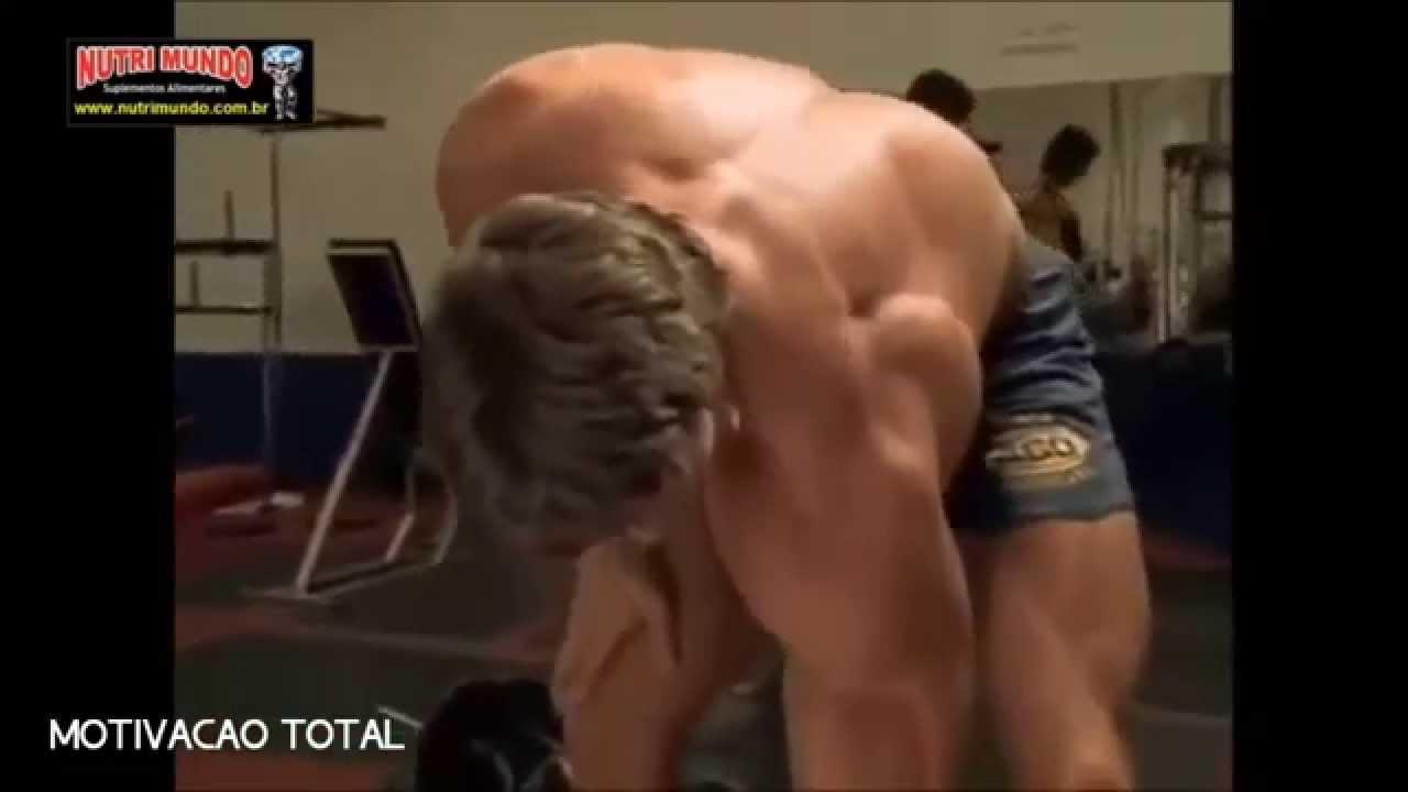 Vídeo Motivacional Academia