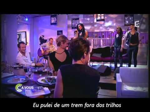 Nicole Scherzinger - Don't Hold Your Breath live legendado