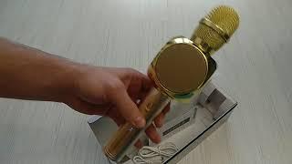бЕСПРОВОДНОЙ КАРАОКЕ МИКРОФОН Magic Karaoke YS-63 заказать в Перми