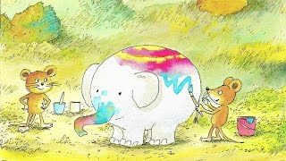 Chiquitín el elefante | Audiocuento infantil