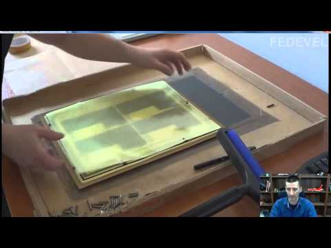 How is a multilayer PCB made?