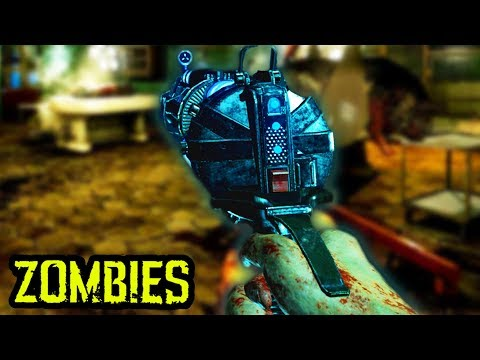 WINTERS HOWL MARK 2 IN BLACK OPS ZOMBIES... (Call of Duty Custom Zombies Part 1) thumbnail
