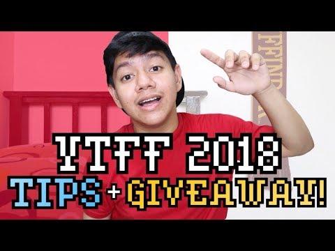 Youtube FanFest 2018 Tips + TICKET GIVEAWAY!!! || Jayce Mars
