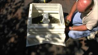 Easy Installation Of Ag-co Cupola