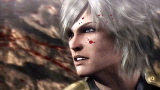 Metal Gear Rising Boss Fight : Raiden VS Metal Gear Ray (Walkthrough Video)