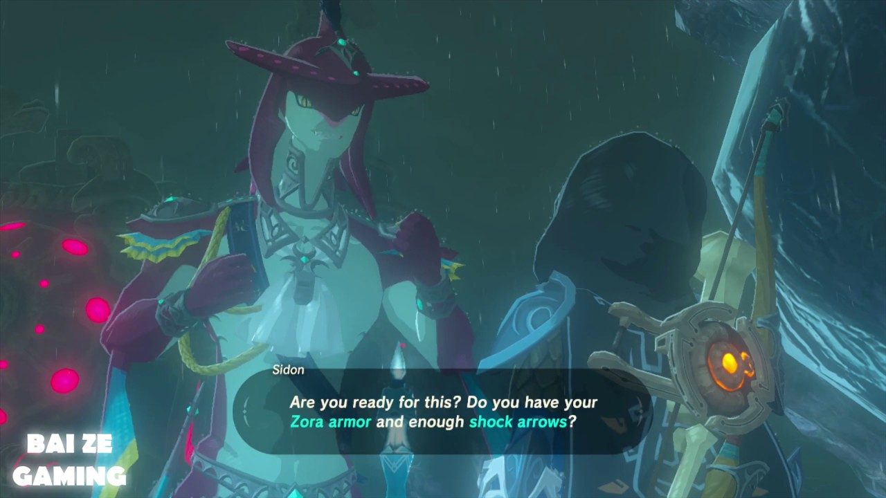 Image result for sidon got any shock arrows