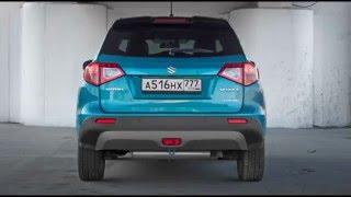 Suzuki Vitara - детальный обзор
