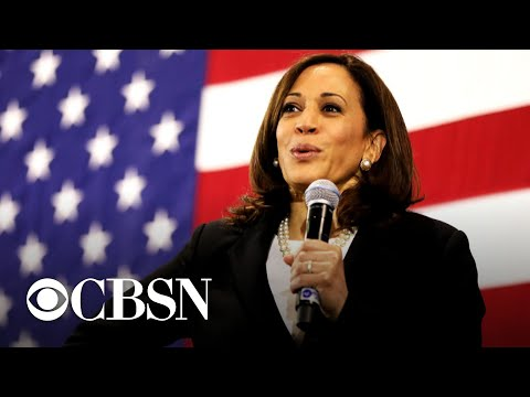 Kamala Harris out of presidential race after struggling to maintain momentum