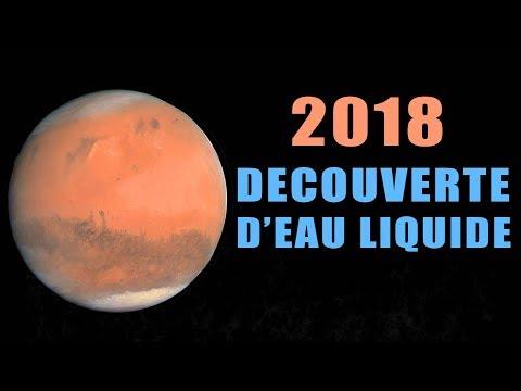 Découverte dEAU LIQUIDE sur MARS - DNDE#69