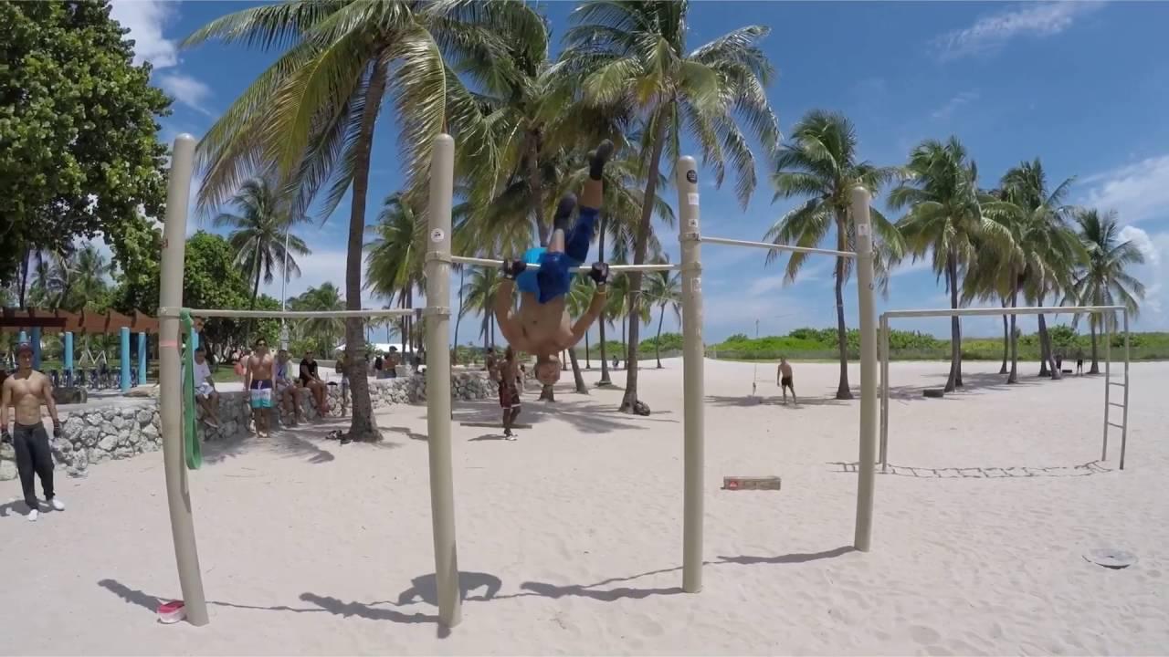 Venice Drive Miami Muscle Beach