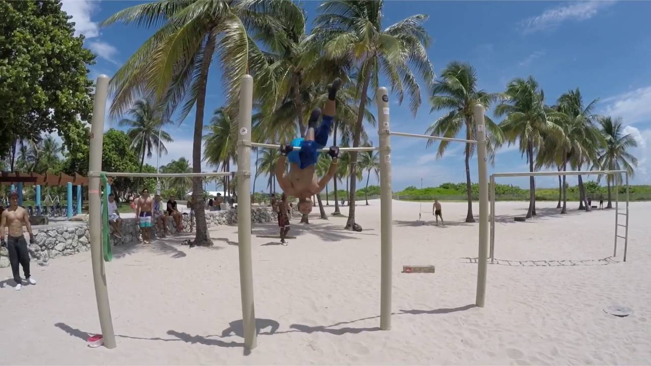 Miami S Muscle Beach