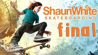 Shaun White Skateboarding - Walkthrough - Final Part 20 - Ending | Credits (PC) [HD]
