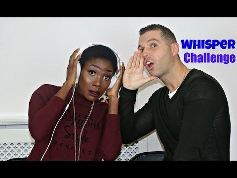 WHISPER CHALLENGE! HUSBAND vs WIFE - 동영상