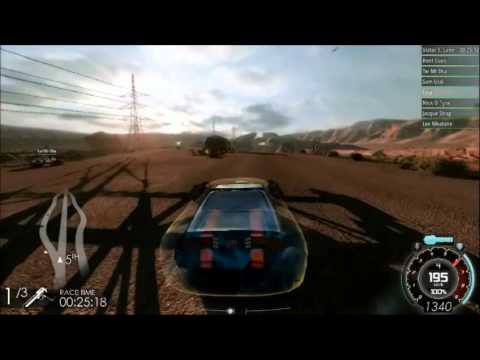 Gas Guzzlers Extreme gameplay |