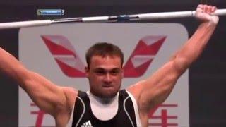 2011 IWF World Championships Men 94 Kg Snatch