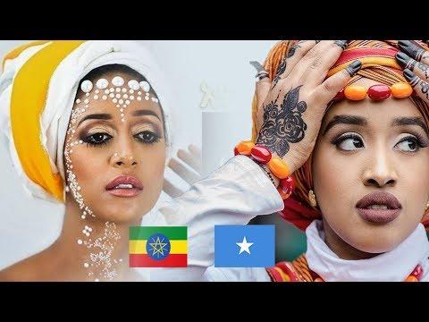 KENYAN GIRLS VS SOMALI GIRLS PART 1 - YouTube