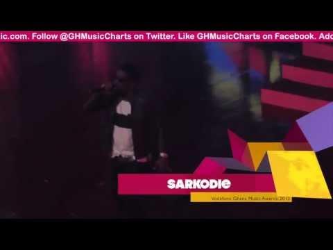 Sarkodie - Peforming 'Illuminati' @ VGMA 2013 | GhanaMusic.com Video