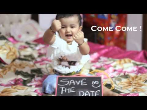 baby's-1st-birthday-invitation-|-reet-|-cinematic-video-|-tiny-petals