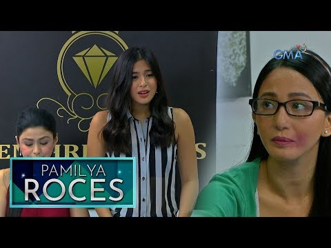 Pamilya Roces: Maisa plays the victim again   Episode 42