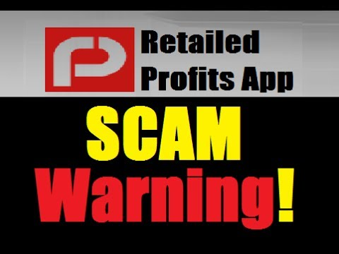Retailed Profits Review - Busted Trading SCAM (Warning)