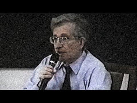 Noam Chomsky - Matter and Mind