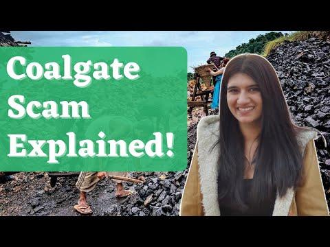 Coalgate Scam Explained - by Saveri Sargam