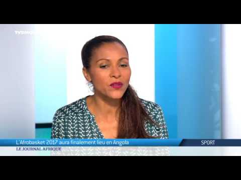 TV5 Monde Afrobasket 2017  Angola