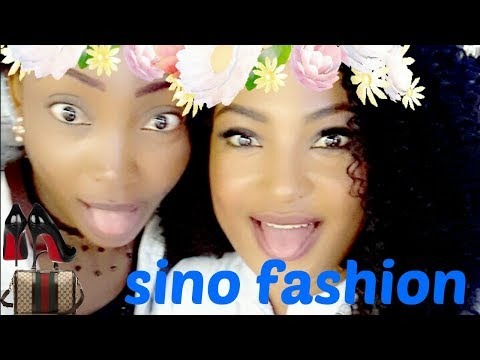 SINO FASHION BOUTIQUE LAUNCH - CAMEROON YAOUNDE BY ELLA MOJOKO ON SINO TV