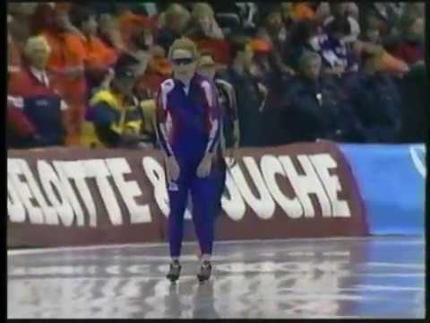 1996 World Sprint Speedskating Championships - Heerenveen, The Netherlands