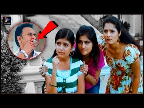 remya-nambeesan-observing-her-father-naga-babu-funny-scene-|-comedy-express