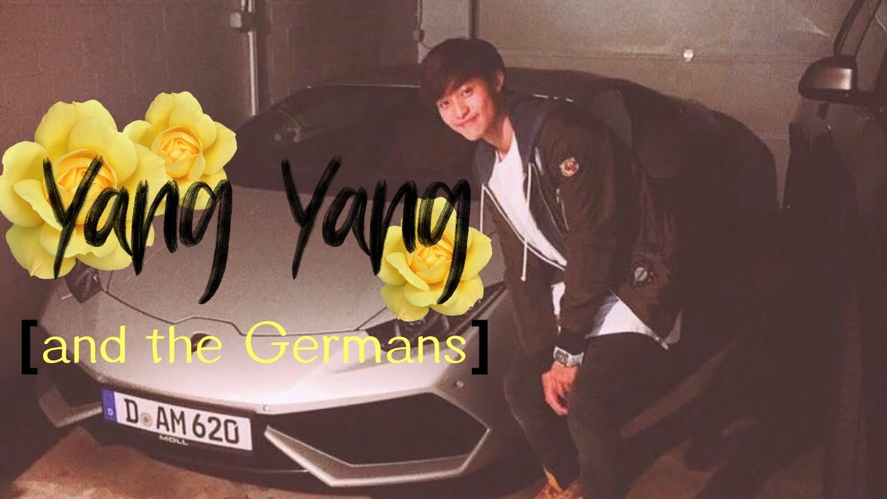 An Un Helpful Guide To German Yang Yang Tweets Youtube