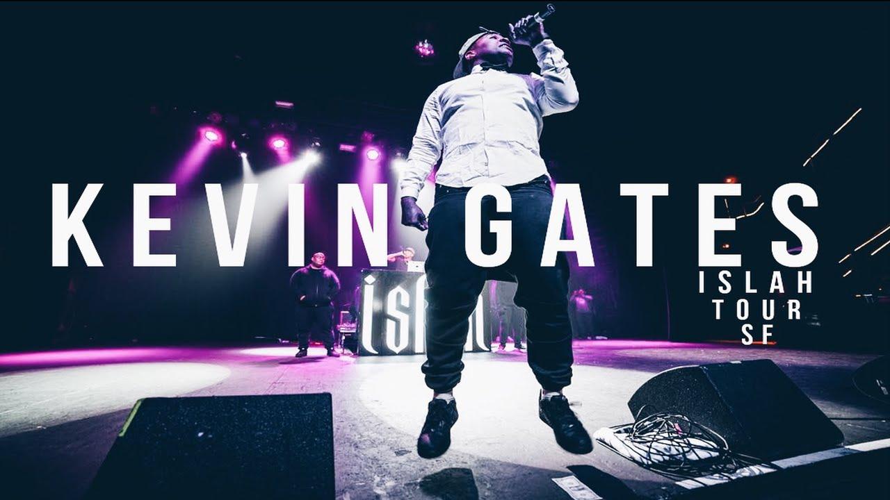 Download Kevin Gates ISLAH TOUR SF | OV