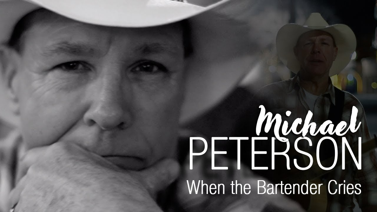 When The Bartender Cries - Michael Peterson