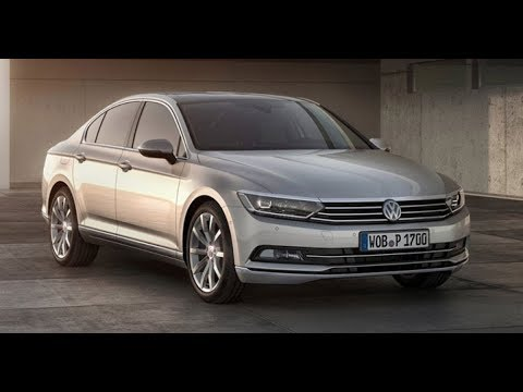 volkswagen passat b8 2 0 bitdi top speed 253km h youtube. Black Bedroom Furniture Sets. Home Design Ideas