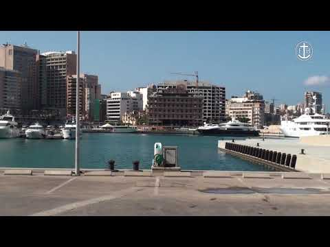 Beirut harbour & dive centre