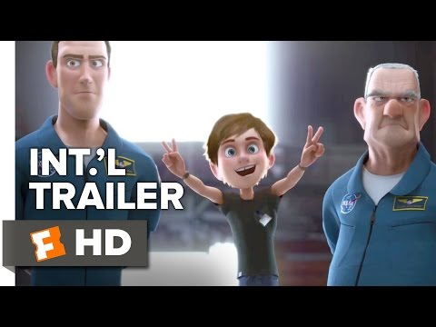 Thumbnail: Capture the Flag Official International Trailer #1 (2015) - Animated Movie HD