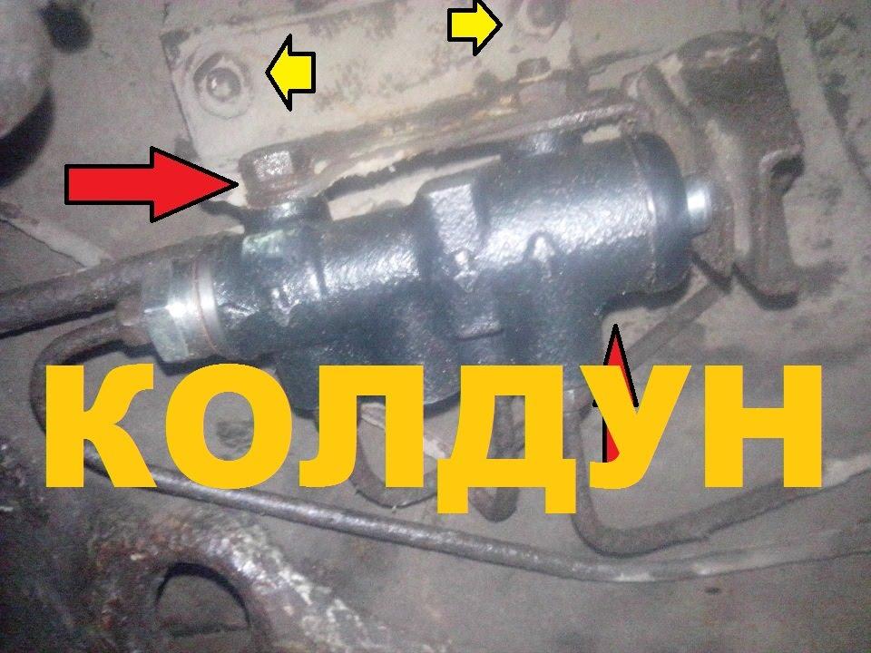 "Регулятор давления тормозов ""КОЛДУН"" Ваз, ЛАДА"