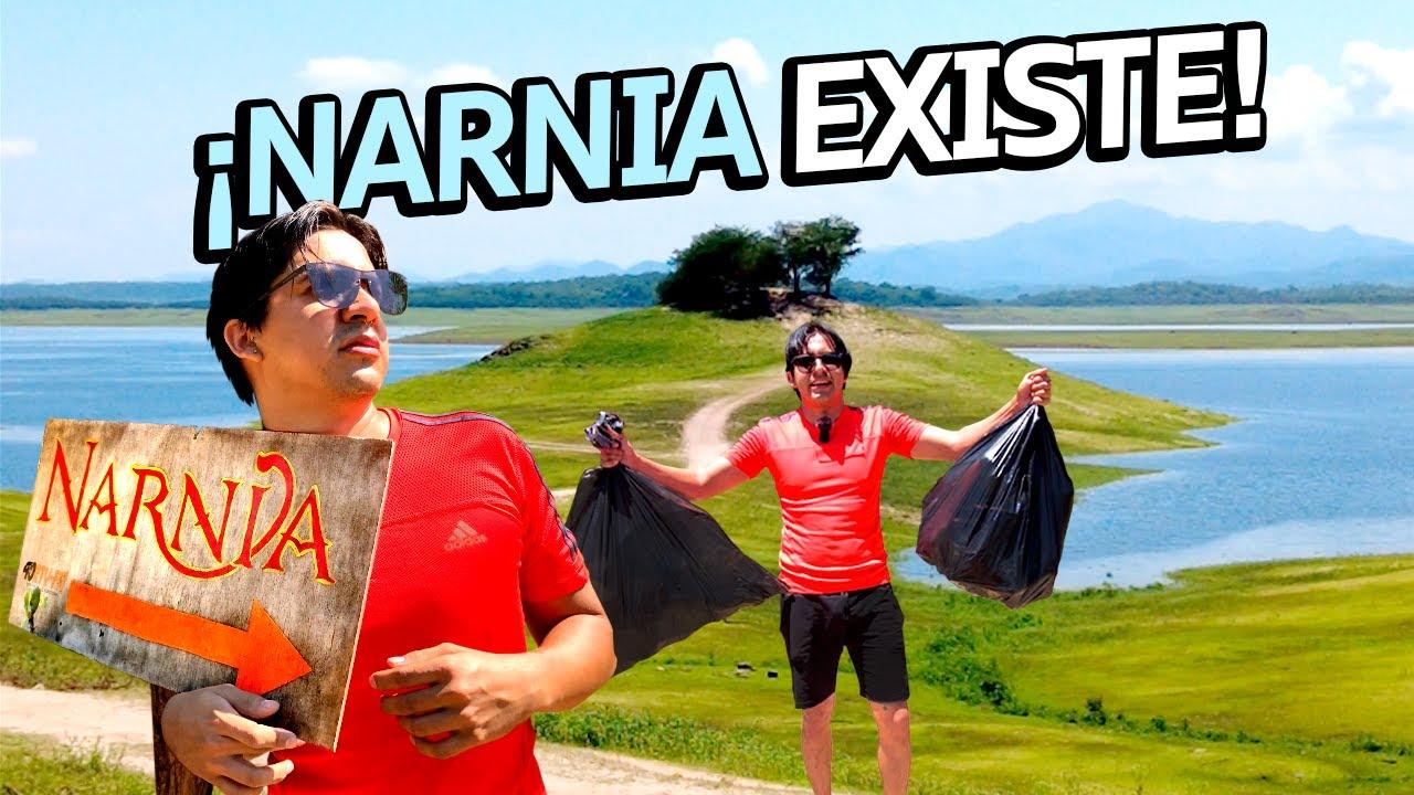 Así encontré Narnia - ¡AYUDENNOS! (Ft.@ozz )